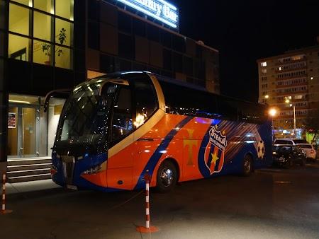 Autocar Steaua Bucuresti