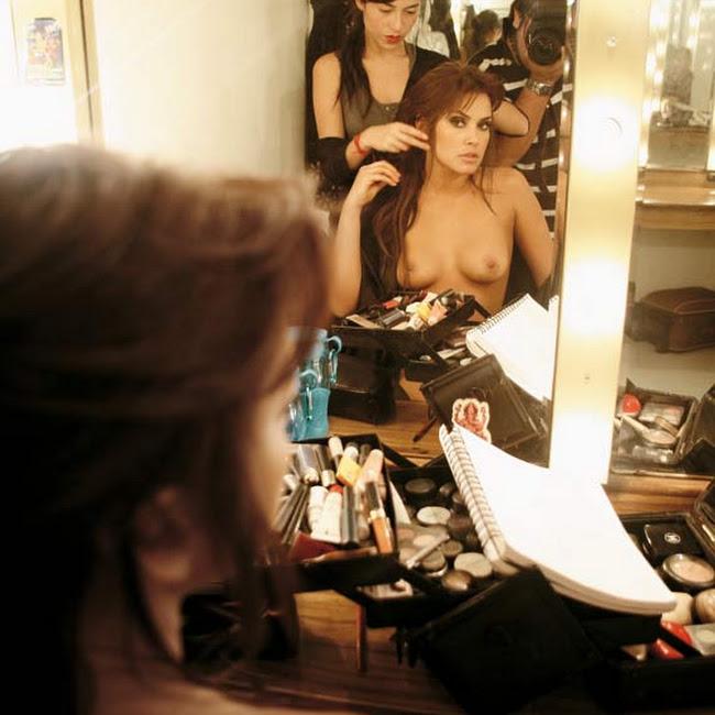Katherine Porto Desnuda Revista SoHo Foto 19