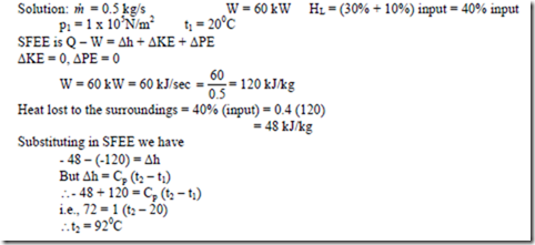 Problems on Thermodynamics part2 | hvac machinery