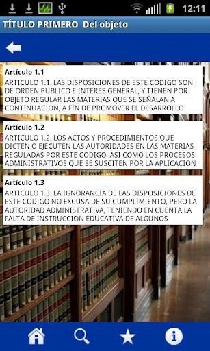 Codigos Estado Mexico