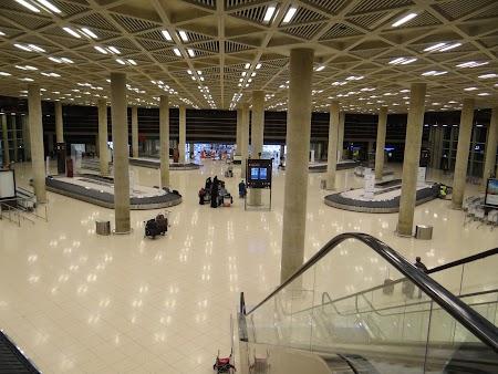 Mic ghid de calatorie - Iordania Aeroportul Amman