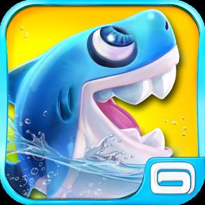 Shark Dash Live Wallpaper