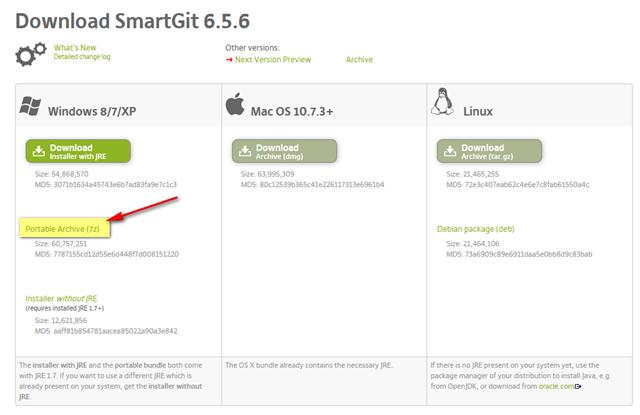 Pro Git: Инструменты для работы с Git – SmartGit
