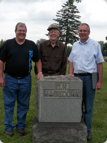 Myself, Dad Fred Hagedorn, and Terry Hagedorn