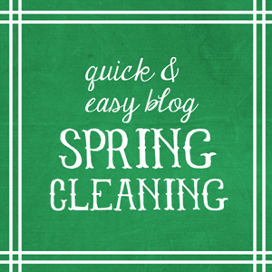 Blog spring cleaning the gathered home What month is spring cleaning