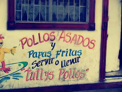 UN DÍA NORMAL EN CHILE