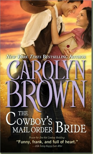 Cowboy's Mail Order Bride Cover