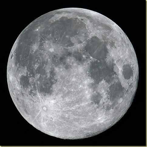 19 Sept Moon - Harvest Moon