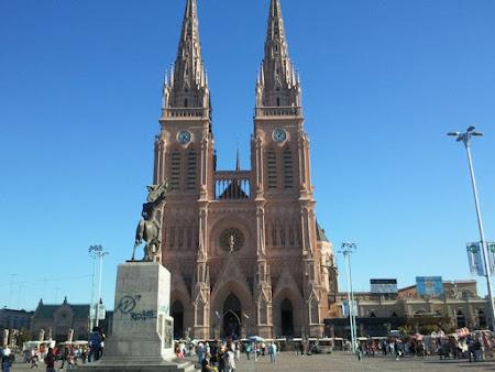 Catedrala catolica in Argentina