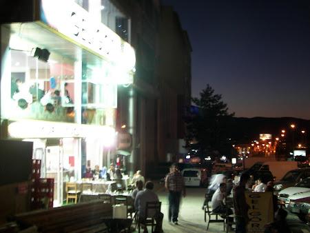 Imagini Turcia: apus de soare la Erzurum