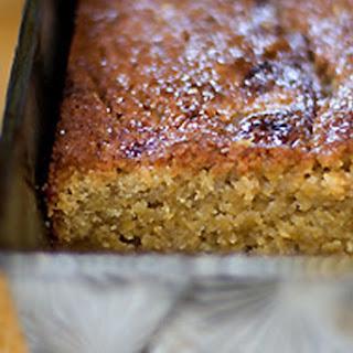 Lilikoi Passionfruit Curd Cake.