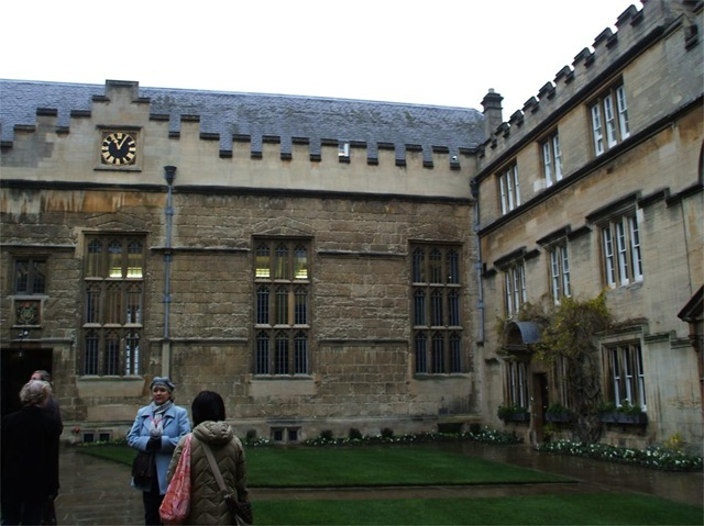 Jesus College Oxford