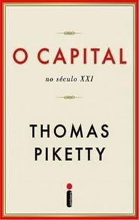 O Capital no Século XXI, por Thomas Piketty