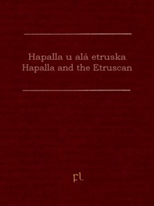 Hapalla u alá etruska - Hapalla and the Etruscan Cover