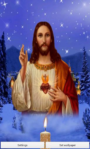 玩個人化App|Jesus With Blinking Eyes免費|APP試玩