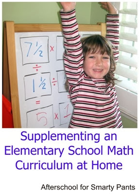 Supplementing Math At Home