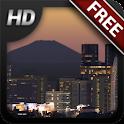 スカイラインの街:東京フリー icon