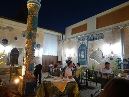 57. Restaurant din Samarkand.JPG