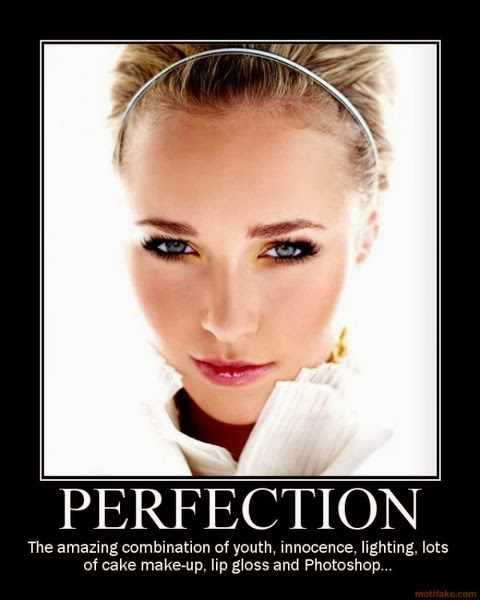 去你的完美主義(De-perfection)