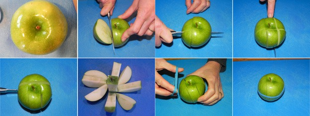 protect apple iron using rubber band