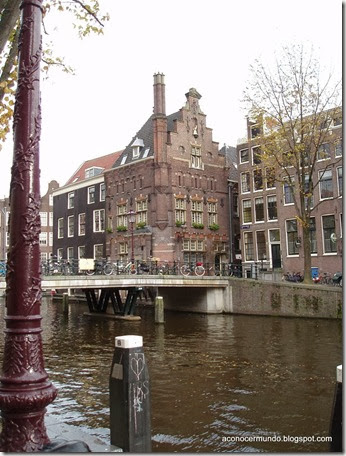 Amsterdam. Canales - PB090626