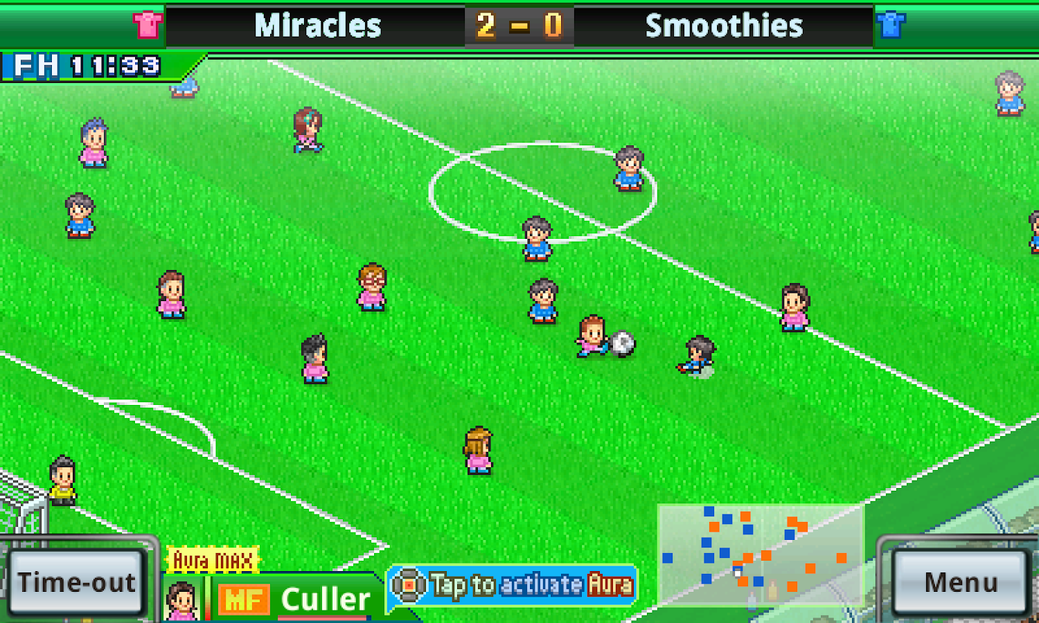Pocket League Story 2 - screenshot