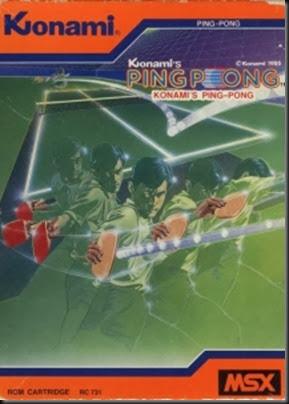 Konami´s Ping Pong