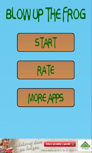玩免費休閒APP|下載充氣青蛙 app不用錢|硬是要APP