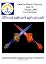 Issue 30 de fevereiro de 2009 Bendito Imbolc Lughnassadh