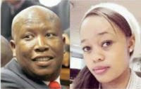 Julius Malema wedding