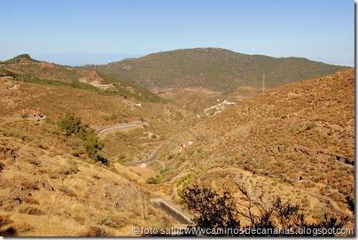 Caminos de canarias artenara san pedro agaete - Altos del toril ...