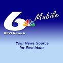 KPVI News 6 logo