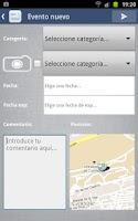 Screenshot of PulsodelaCiudad