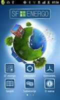 Screenshot of SF Energo