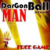 Dargon man:SUPER SAIYAN 3