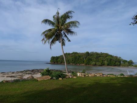 Obiective turistice Thailanda: Klong Muang plaja