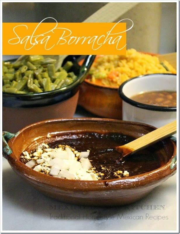 Drunk Salsa Recipe   Mexican Recipes