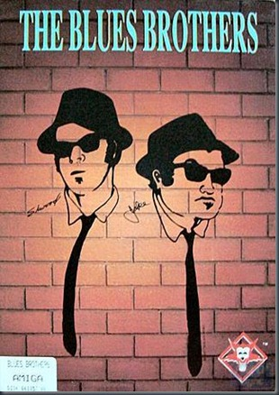 Blues Brothers Amiga