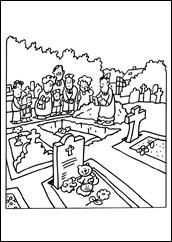 Funeral - burial