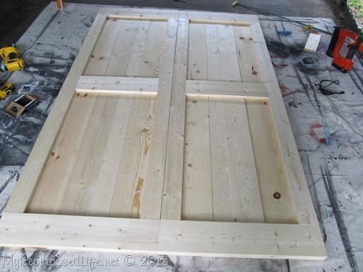DIY-Barn-Doors & How to build: DIY Barn Doors - My Repurposed Life® Pezcame.Com