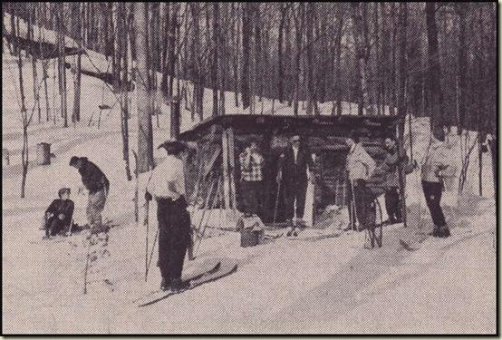 Shilly-Shally Cabin - 1958