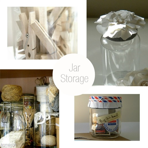 Jars Collage A