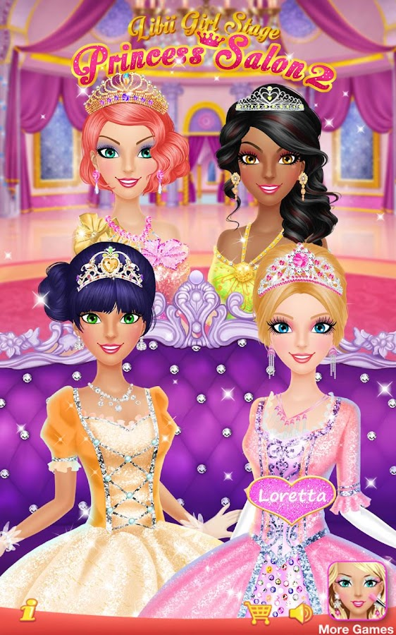 Princess Salon 2- screenshot