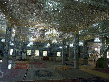 Imagini Liban: moschee shia in Baalbek