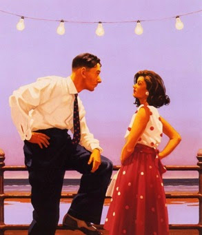Jack Vettriano, 1951 - Dance me to the end of love - Tutt'Art@ (9)