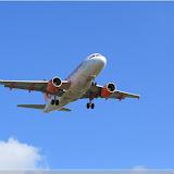 Landeanflug A319