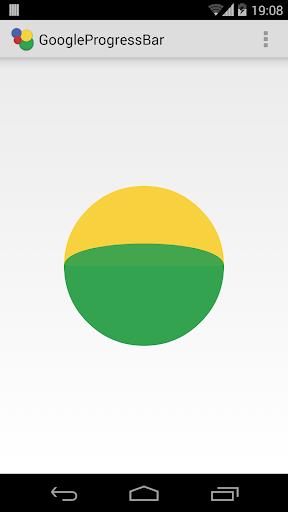 GoogleProgressBar