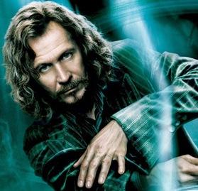 Sirius ea História harry potter