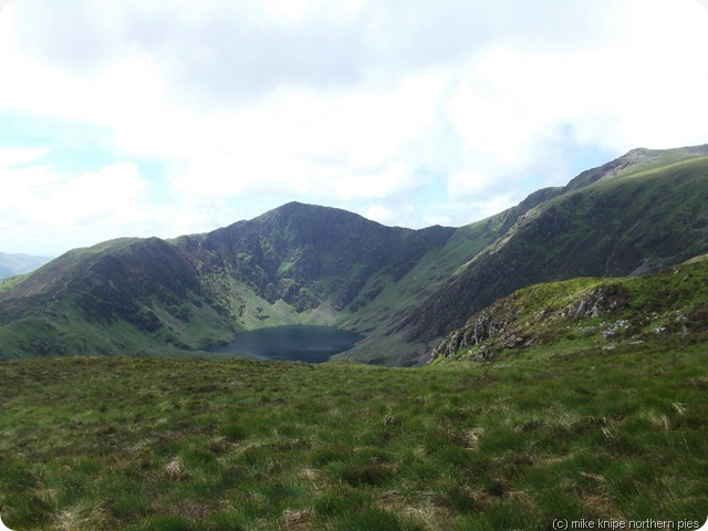 craig cwm amarch and llyn cau