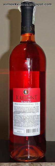 Jolimont rosé
